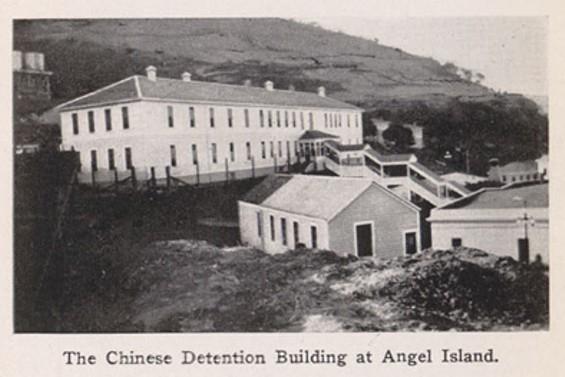 Angel Island's bad old days...
