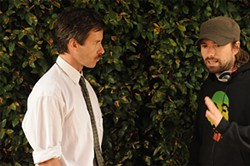 Animal Kingdom actor Guy Pearce and director David Michôd