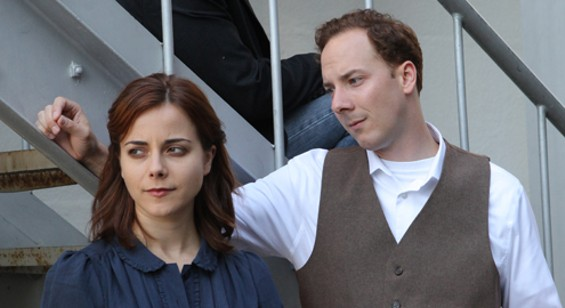 Anna Bullard and Nicholas Pelczar - MARIN THEATRE