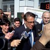 Ross Mirkarimi Trial: Wife's Video Displaying Bruises Admissable in Court