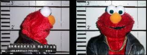 Sesame Street's Elmo arrested following police sting operation in ...