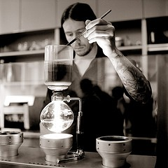 Apparently the siphon is a child's toy compared to the slow dripper. - RETURN HOME/FLICKR