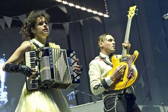 Arcade Fire - CHRISTOPHER VICTORIO