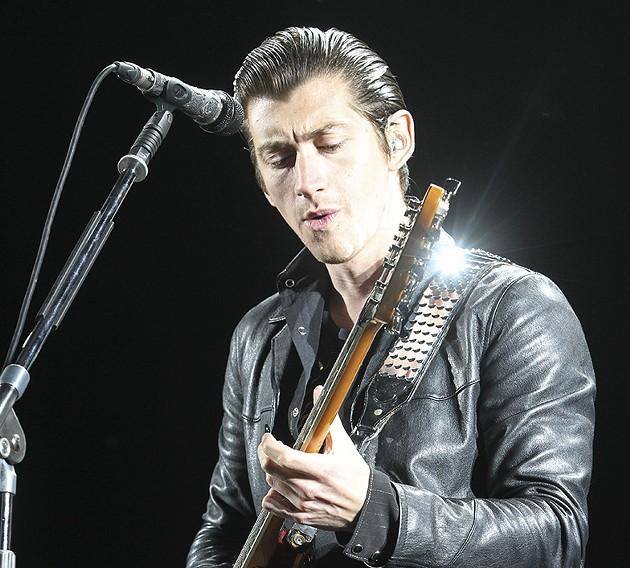Arctic Monkeys - CHRISTOPHER VICTORIO