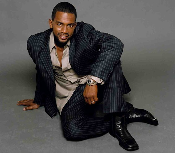 Are you ready for Bill Bellamy? - KEVIN HEES
