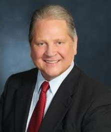 Arlington Mayor Dr. Robert Cluck is on his way