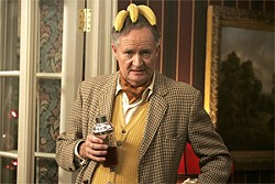 Arthur (Jim Broadbent) loves his family to pieces, but he's also a domineering, irritable, embarrassing, know-it-all put-down artist.