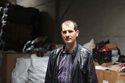 MATT SMITH - As expansion manager of Campus California, Jan Sako has helped grow a 1,000-box Bay Area clothing donation operation.