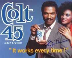 As soon as Billy Dee pops the tab, the SFPD is entitled to swoop into action