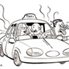 Back Seat Stinkers: The Myth of Garlic-Fearing Cab Drivers Lives On