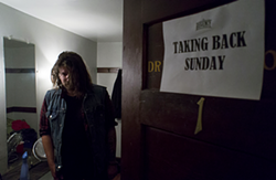Backstage with Taking Back Sunday