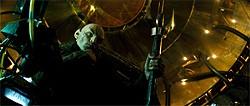 Bad Romulan Nero (Eric Bana) is merely phaser fodder for the Enterprise crew.