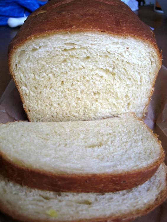 Baker and Banker Bakery's sweet potato loaf. - JONATHAN KAUFFMAN