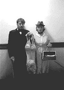 PATRICK  JELLIFFE - Banana, Bag, and Bodice.