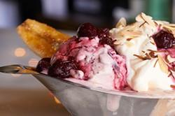 NICK VASILOPOULUS - Banana Split, Ice Cream Bar