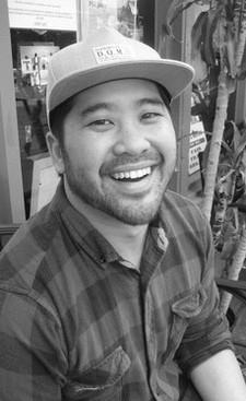 Bar Agricole chef Brandon Jew. - MARY LADD