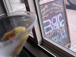 Bar Basic's happy is nothing if not basic. - J. BIRDSALL