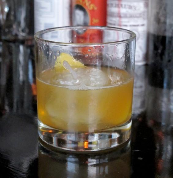 Baroness cocktail - LOU BUSTAMANTE