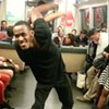 "BART Contortionists Use ""Thriller"" to Make Your Ride Home Not So Bad"
