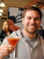 Bartender Zack Safron - CUESA
