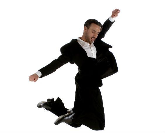Bay Area Tap Festival Director, dancer, and choreographer John Kloss - ANDY MOGG