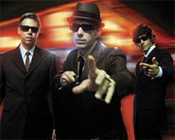 JENNIFER HALL - Beastie Boys: soundtracking your Sunday brunch.