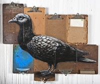 Animal Matter: Get Close to ROA and Chinese Calligraphy