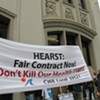 <i>Chron</i> Employees to Protest Today With Well-Deserved 15-Minute Break