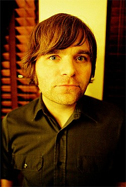 Ben Gibbard takes inspiration from Kerouac in Big Sur.