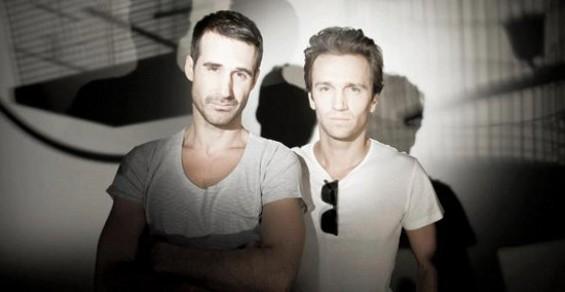 Benoit & Sergio play at Monarch on Saturday.