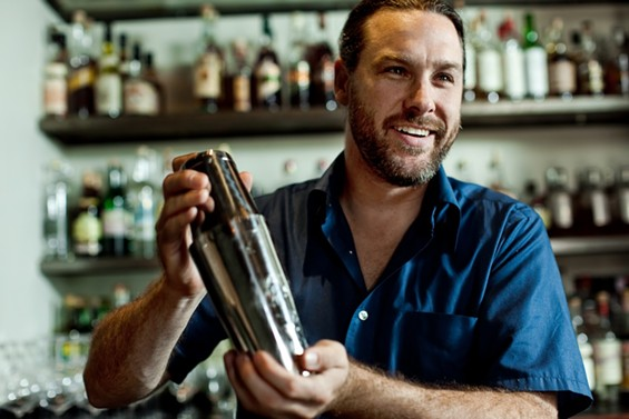 Beretta bar manager Ryan Fitzgerald. - CITYSBEST.COM