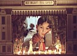 Bergman's magical Fanny & - Alexander.