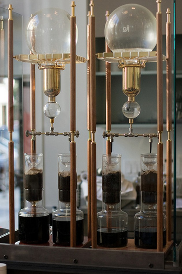 Cold Drip Coffee Maker Gumtree : Best Practices for Drinking Coffee in San Francisco SFoodie
