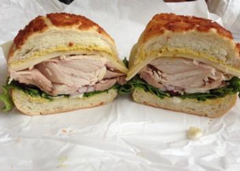 Between Two Slices: Arguello Market's Turkey Sandwich