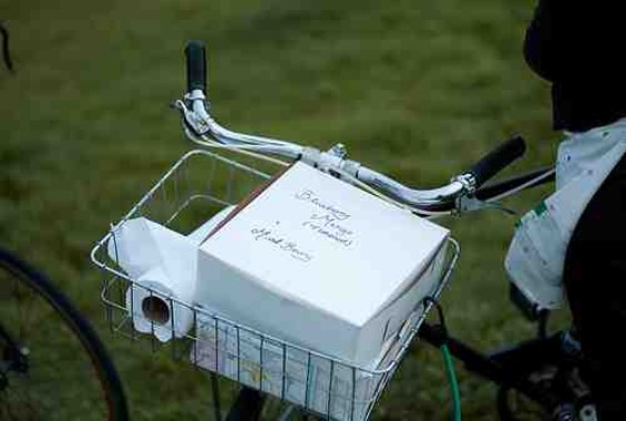 Bike Basket Pies makes a quick comeback this weekend. - FLICKR/TERMIE