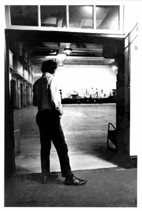 Bill Graham at the Fillmore - MICHELLE VIGNES