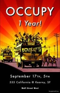 Birthday bash, occupy-style - OCCUPYSF