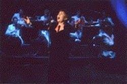 GEORGE  ELDER - Bitton as Piaf.