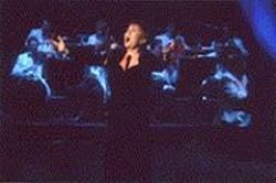 GEORGE  ELDER - Bitton as Piaf.