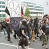White Separatists' Alleged Attackers Enter Their Pleas