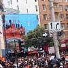 Black Market Street: Giants Championship Parade Means Good Business for Hustlers