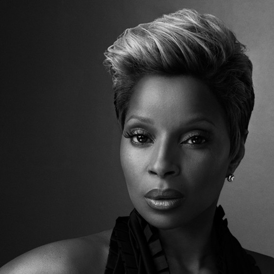 Blige performs her definitive album in Oakland next month. - MATRIARCH/GEFFEN