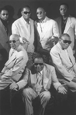 TODD  RADUNSKY - Blind Boys of Alabama.