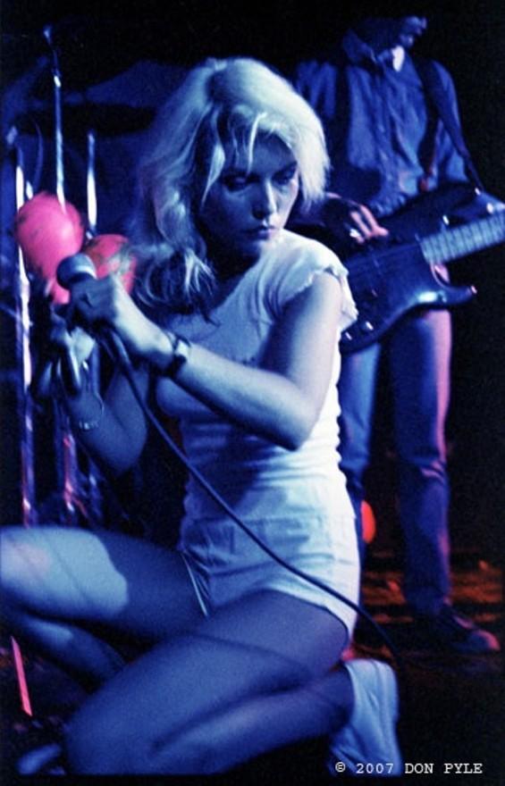 Blondie - DON PYLE