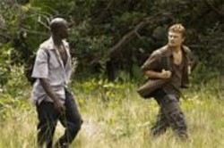 Blood Diamond.