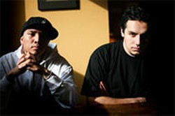 Blue Scholars take Seattle hip hop higher.