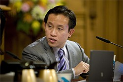 JAKE POEHLS - Board of Supervisors President David Chiu has a past.