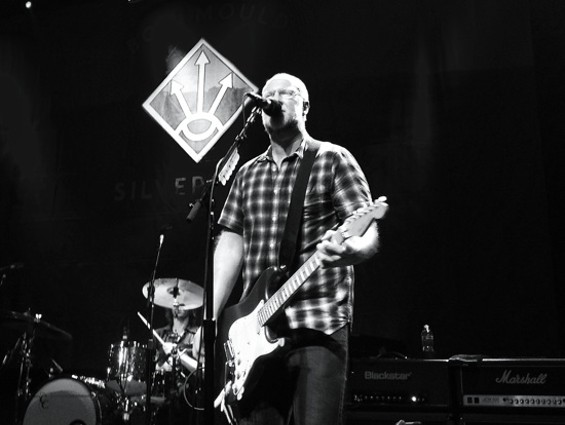 Bob Mould at the Fillmore on Friday. All photos courtesy Yasmin Vahdatpour.