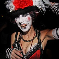 Bohemian Carnival: Death Defying Acts of Hotness