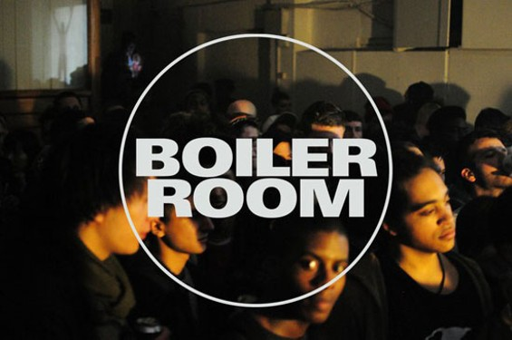 Boiler Room is hosting its first party in San Francisco.